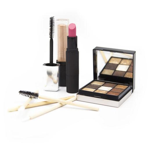 Bamboo Makeup Applicators