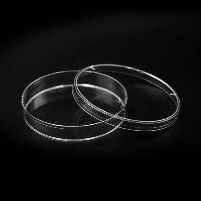 Round double acrylic mixing Dish
