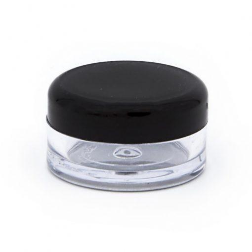 3ml sample beauty jar