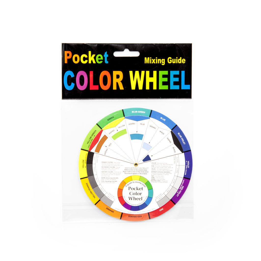 Makeup Colour Wheel