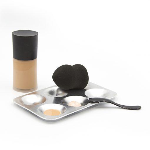 Makeup Mixing Pallet Makeup Spatulas