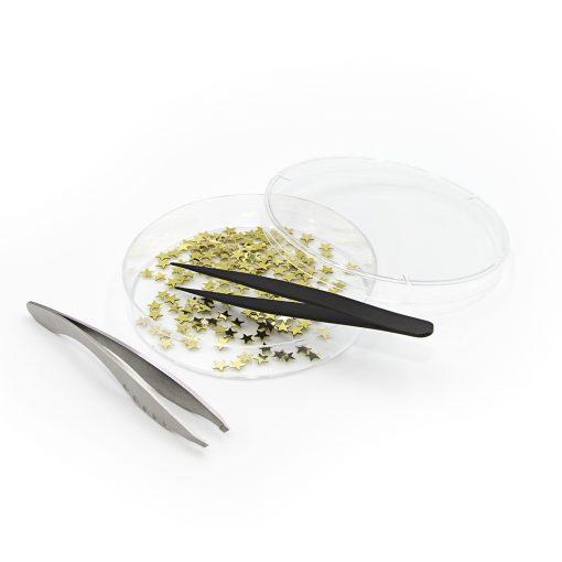 Makeup Mixing Dish Tweezers