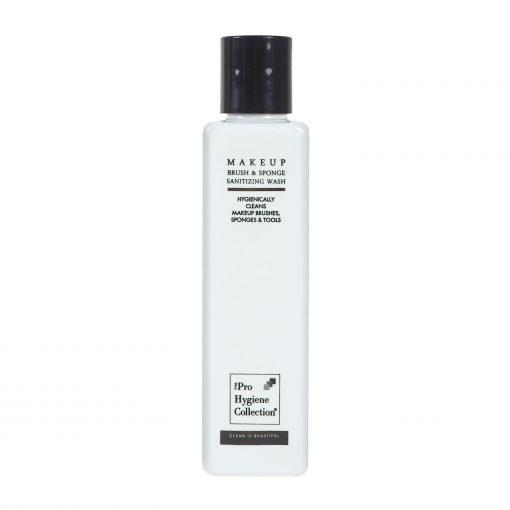 The Pro Hygiene Collection Makeup Brush & Sponge Sanitizing Wash 100ml