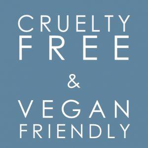 cruelty-free and vegan-friendly