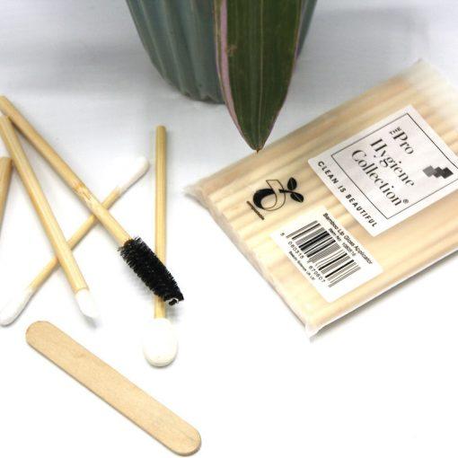 eco-friendly makeup disposable applicators